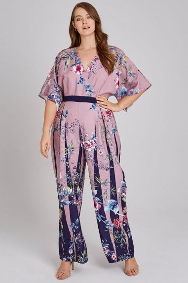 Everly Floral Jumpsuit