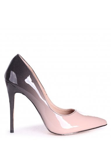 Phoenix Nude Ombre Effect Stiletto Court Heels