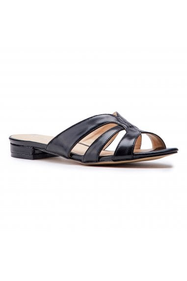 Sugary Black Cutout Sliders