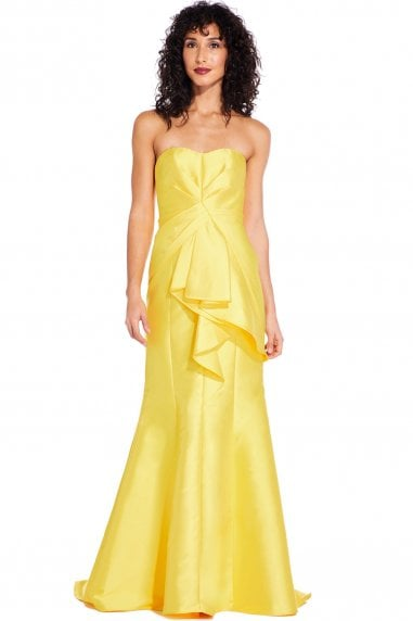 Sunbeam Strapless Jacq Dress
