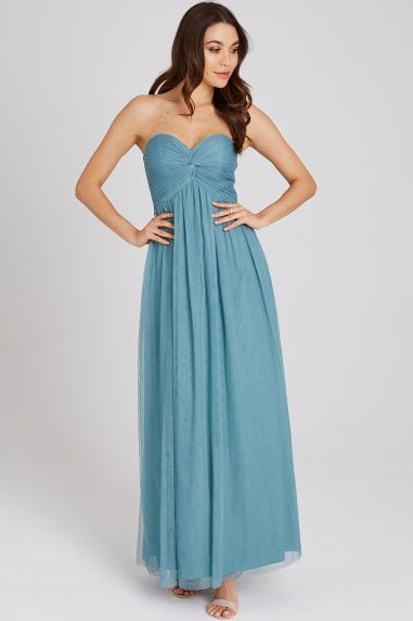 Ffion Fern Bandeau Maxi Dress