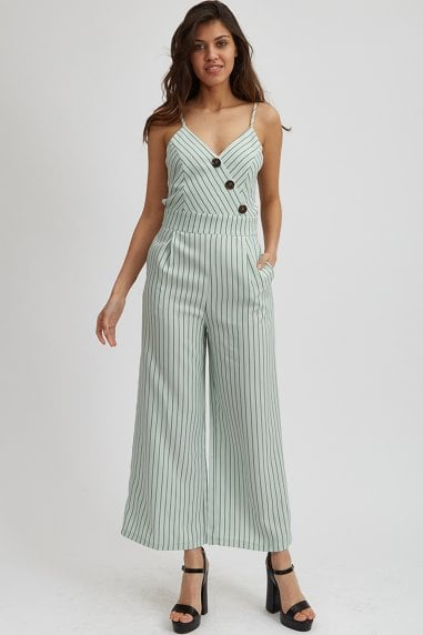 Light Green Jumpsuit