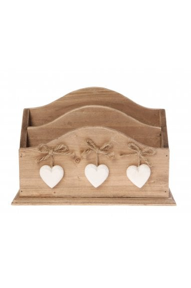Ashley Farmhouse Letter Rack