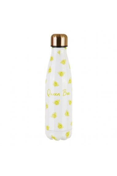 Queen Bee Stainless Steel Water Bottle