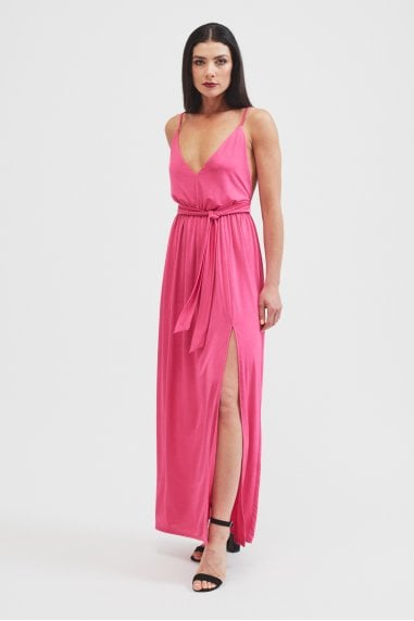 The Laurie slinky maxi dress
