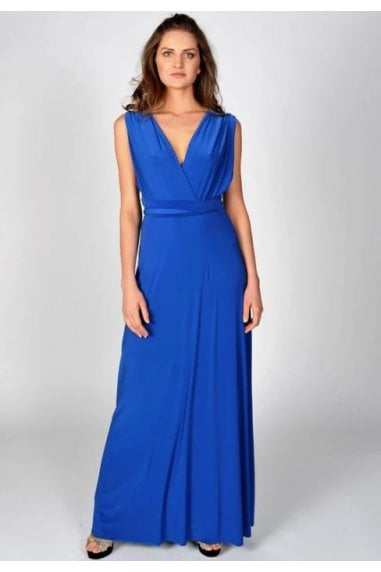 Alexis Cobalt Maxi Dress