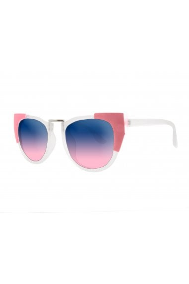 RUBY ROCKS 'CAPRI' SUNGLASSES