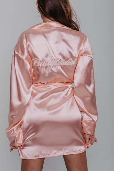 Bridesmaid Robe by night