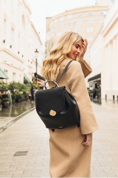 Bella large molten plate backpack