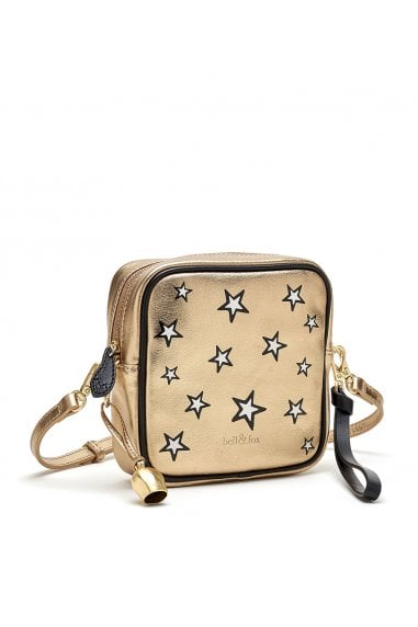 MARLO MINI SQUARE CROSSBODY / WRISTLET