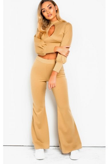 Ainslie Cut Out Lounge Co-ord