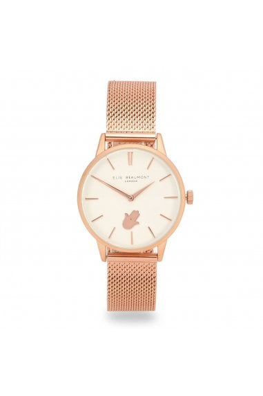 Hampton Rosegold Hamsa Watch