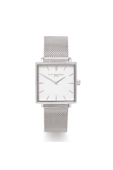 Bayswater Silver Watch