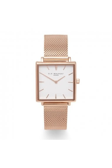 Bayswater Rose Gold Watch