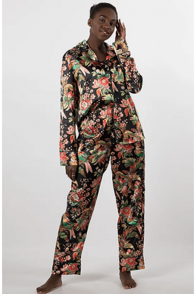 Paradise Night Trouser Set