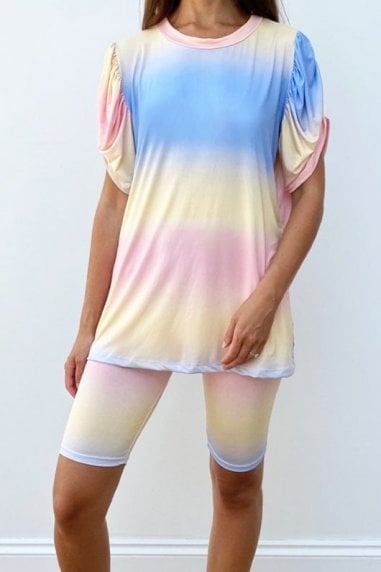 Tie Dye Co-ord Lounge Set