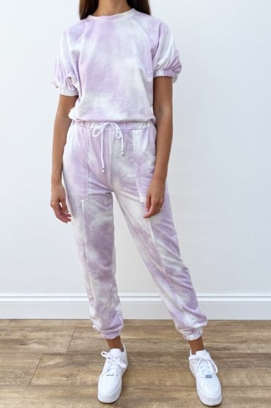 Tie Dye Co-ord loungewear Set