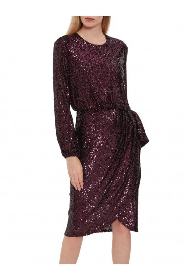 Pieta Sequin Dress