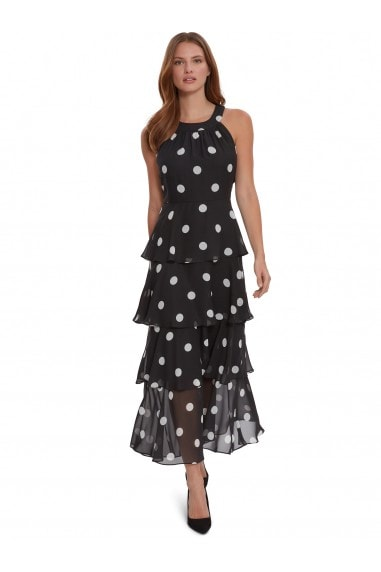 Maricia Tiered Floral Dress
