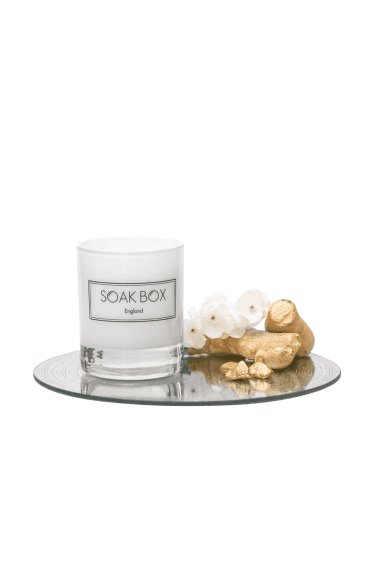Jasmine & Ginger, Naturally Scented Candle