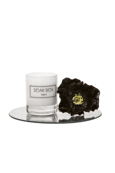 Black Poppy, Vegan Luxury Naturally Scented Candle
