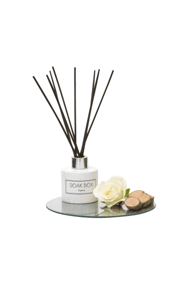 Rose & Sandalwood, Luxury Reed Diffuser