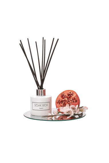 Apple Blossom & Pomegranagte, Luxury Reed Diffuser