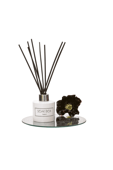 Black Poppy, Luxury Reed Diffuser