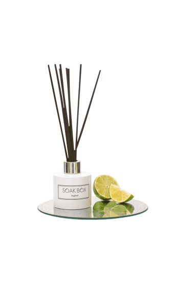 Lime, Basil & Pomelo, Luxury Reed Diffuser