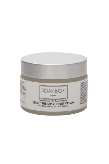 Secret Therapist Night Cream Skin Rejuvenating and Anti-Ageing