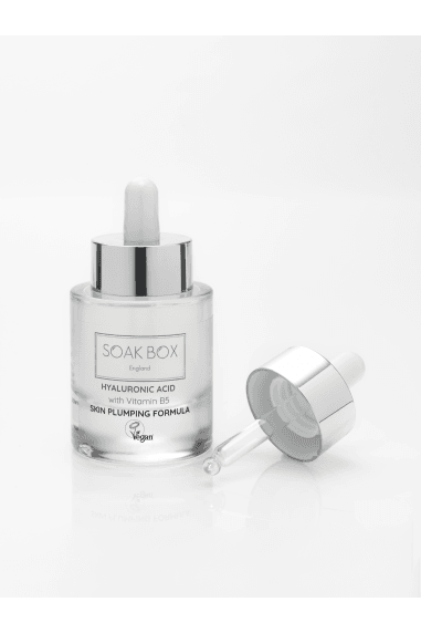 New Hyaluronic Acid with Vitamin B5 Skin Plumping Formula