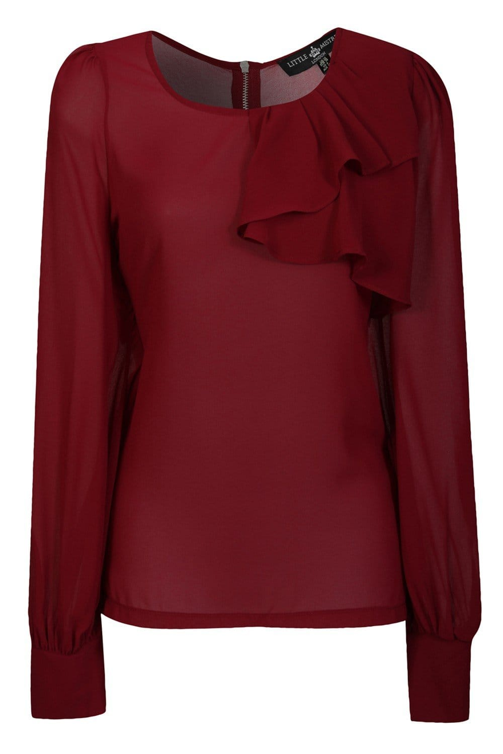 Find great deals on eBay for long sleeve chiffon tops. Shop with confidence.