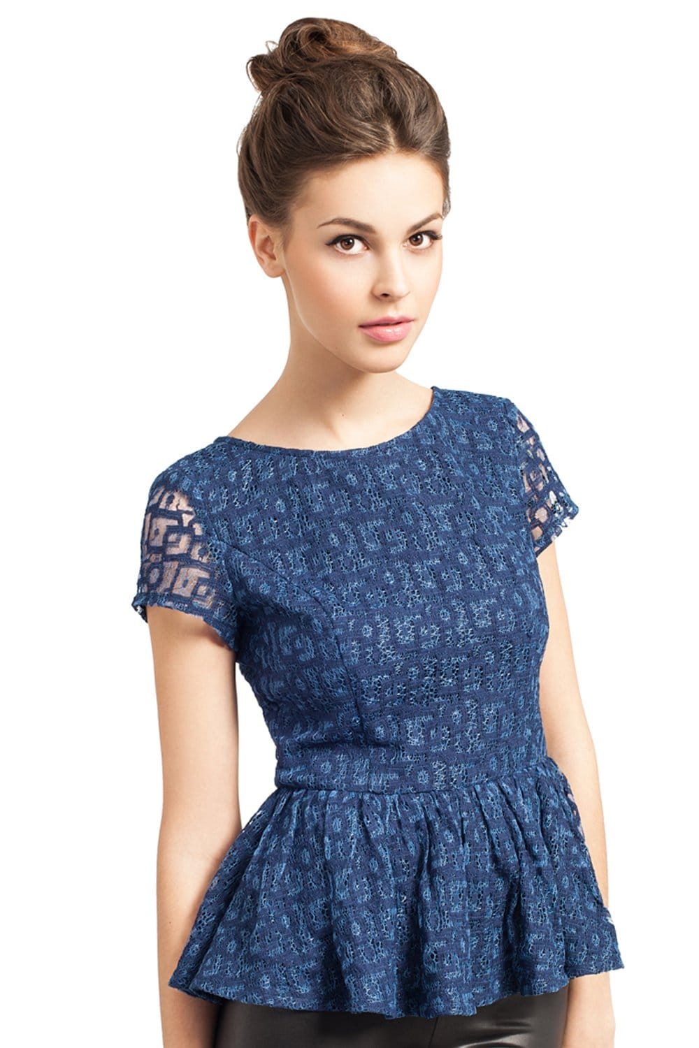 Find great deals on eBay for lace peplum tops. Shop with confidence.