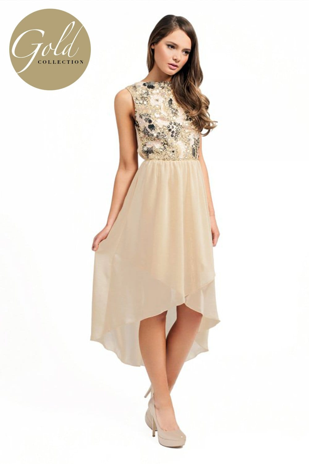 Cheap dress next day delivery dipped