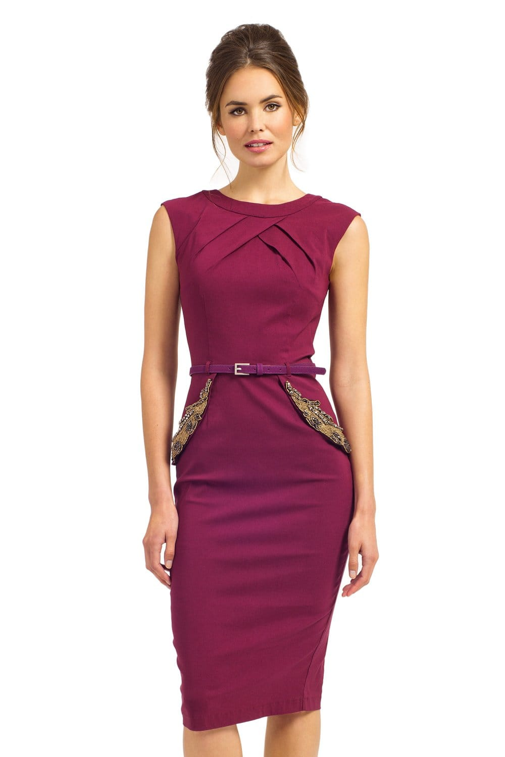 Bodycon Dresses With Pockets