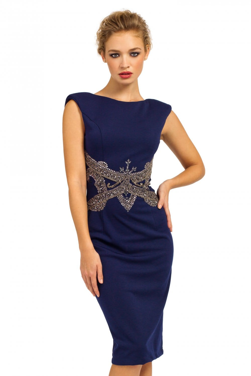 Navy Casual Dresses: getdangero.ga - Your Online Dresses Store! Get 5% in rewards with Club O!