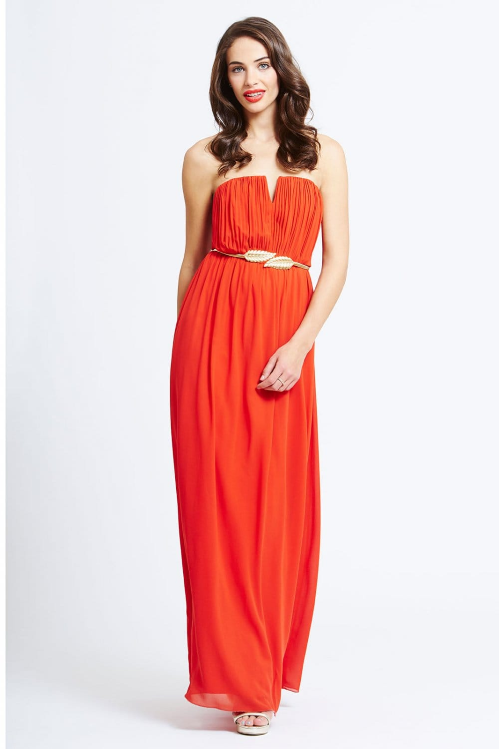 Shop for orange maxi dress online at Target. Free shipping on purchases over $35 and save 5% every day with your Target REDcard.