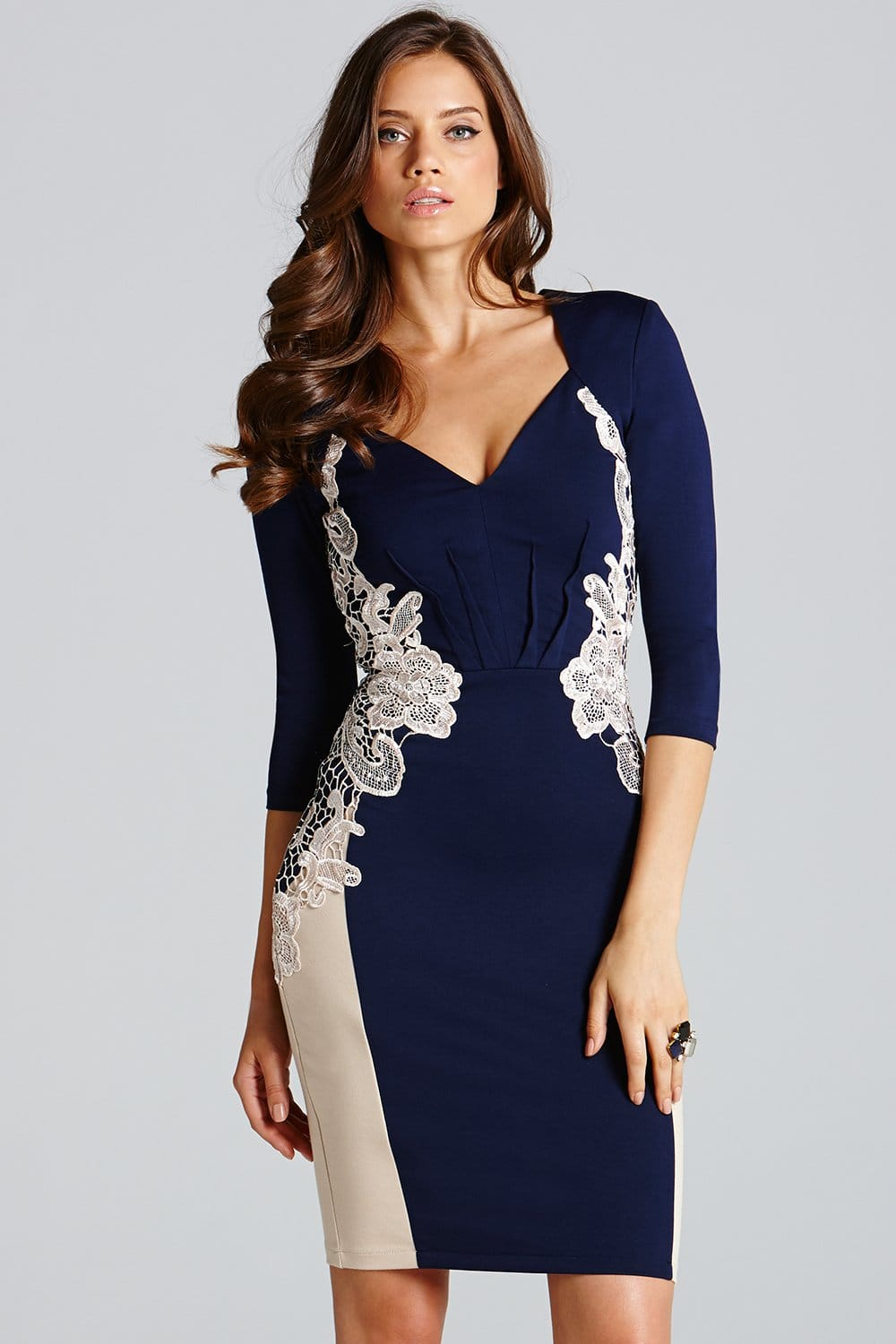 Need a perfect Mother Of The Bride outfit? We also have Designer Special Occasion Dresses, Hats, Accessories, Shoes & Bags based in our Glasgow, UK store with one of the largest dress sections. Short navy/cream dress & jacket D Full length lace dress. 1G Navy-Nude size £ £ Sale! Short fitted dress with matching.