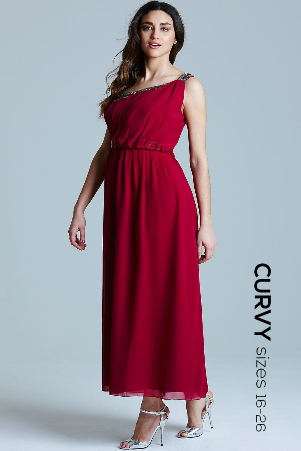 Outstanding One Shoulder Red Cocktail Dress Gallery - All Wedding ...