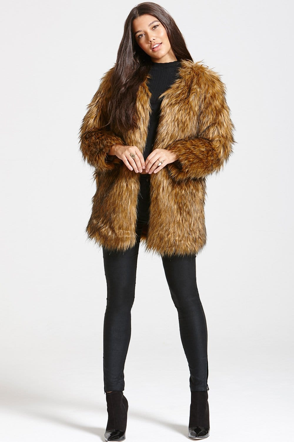 Faux Fur Coat Uk Online - Tradingbasis