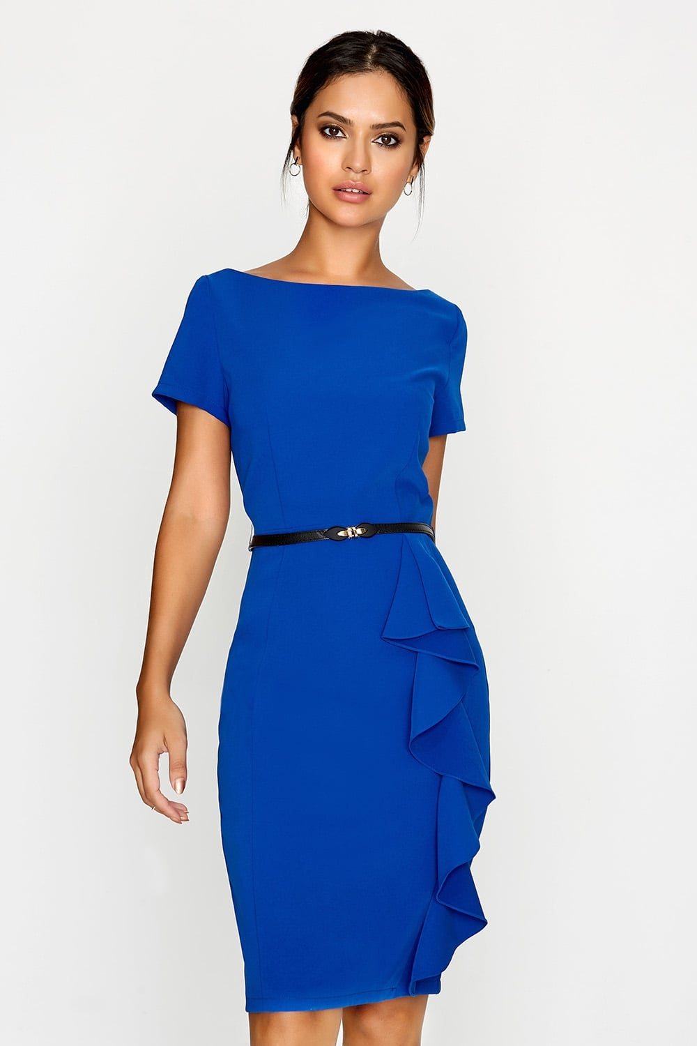 Sleeve blue where to dresses buy bodycon