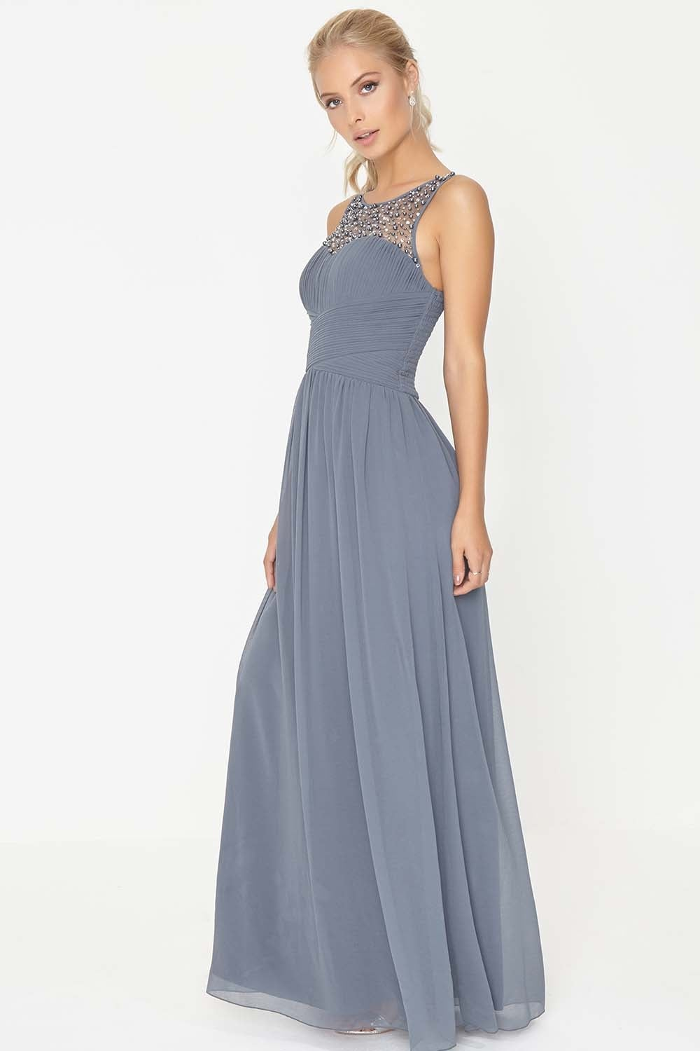 Find Maxi dresses, grey from the Womens department at Debenhams. Shop a wide range of Dresses products and more at our online shop today.