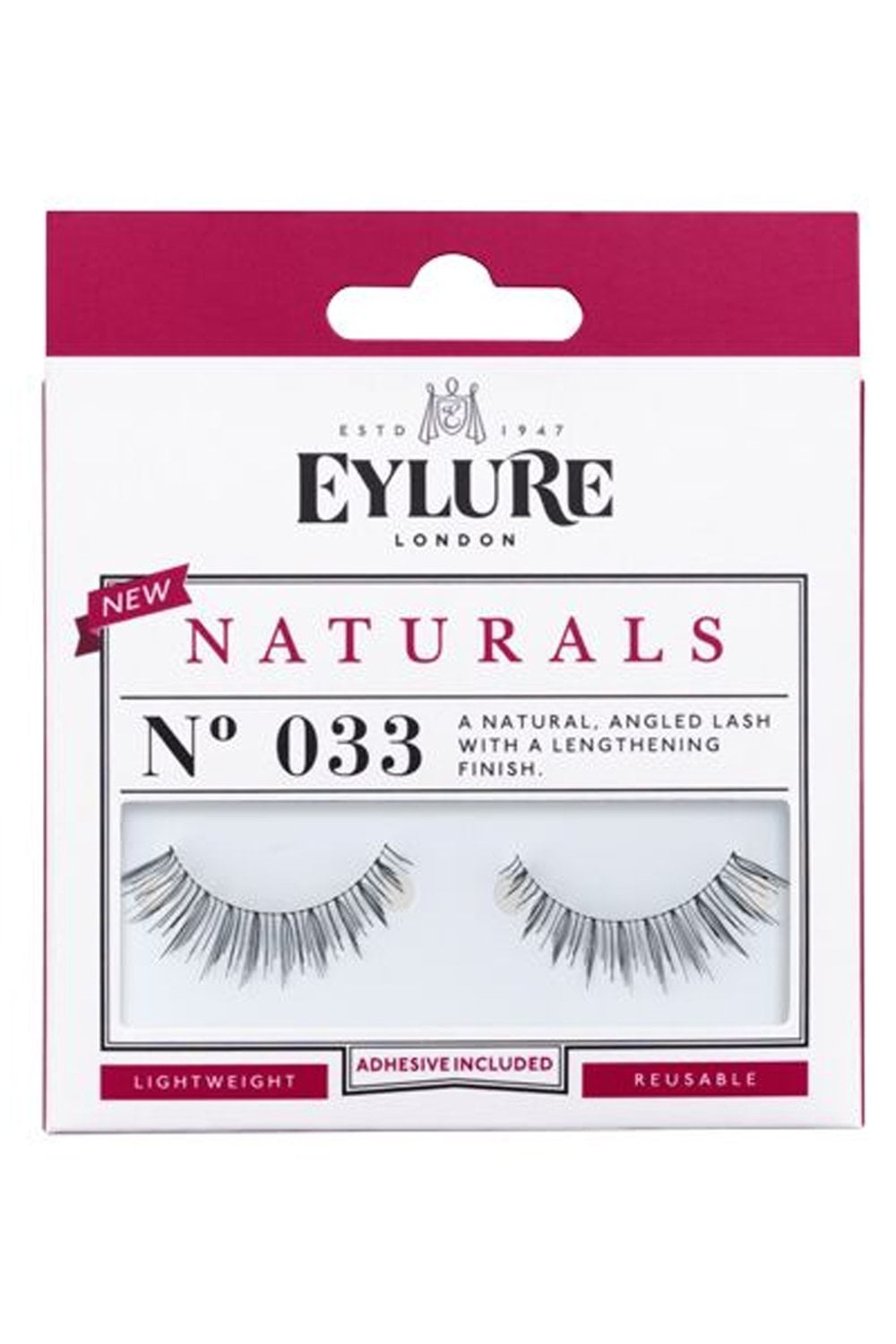 0a5b5df17b4 Eylure Eylure Naturals No. 033 Lashes - Eylure from Little Mistress UK