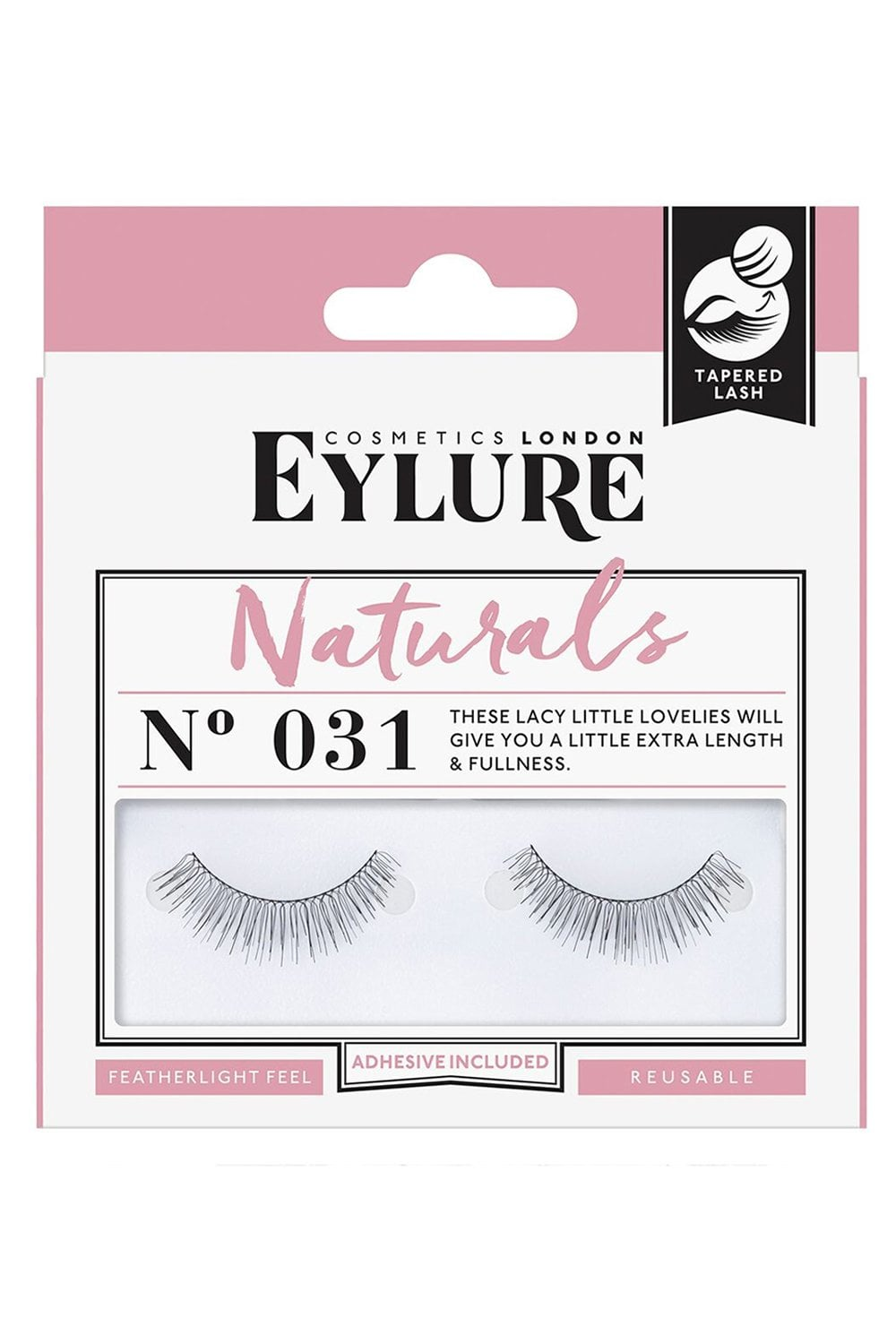 e1ea904d87a Eyelure Naturals No. 031 Lashes - from Little Mistress UK